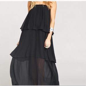 Show me your mumu Karla convertible skirt dress